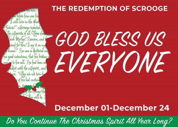The Redemption of Scrooge: Keeping Christmas Well Image